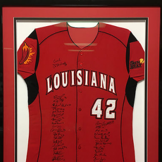 custom framing broussard la